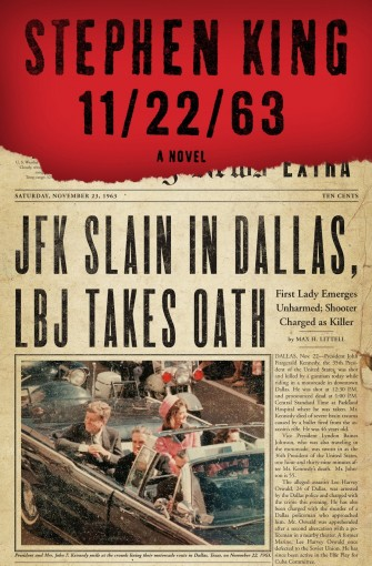 J.J. Abrams' Bad Robot Acquires Rights to Stephen King's '11/22/63′ For Television!