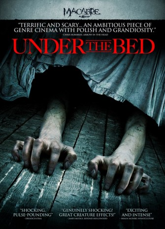 Brand New Trailer For Steven C. Miller's UNDER THE BED Arrives Online!!