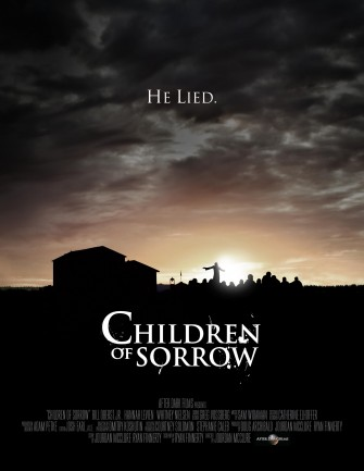 After Dark Originals Announces Jourdan McClure's CHILDREN OF SORROW!