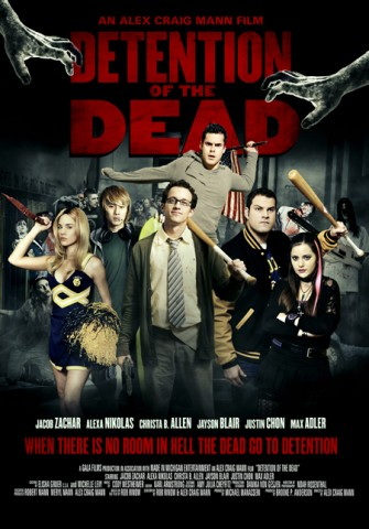 Zombies Attack School in Brand New DETENTION OF THE DEAD Clip!