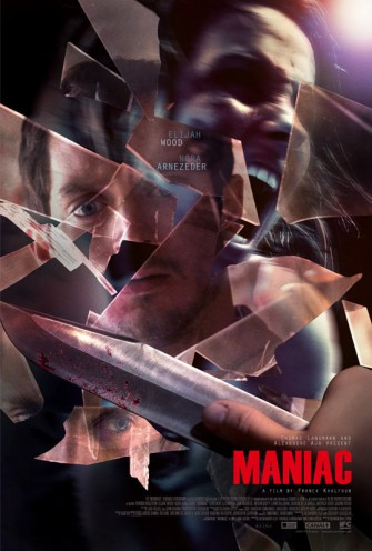 Brand New U.S. Trailer for MANIAC Remake Arrives, Gets Ready to Kill!!