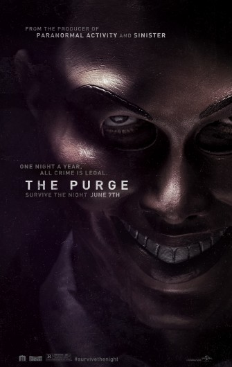 Universal's THE PURGE Unleashes Interesting Viral Website