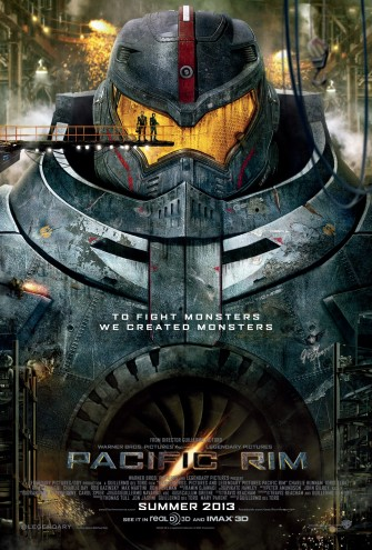 Prepare to Get Blown Away by Brand New PACIFIC RIM Trailer!!