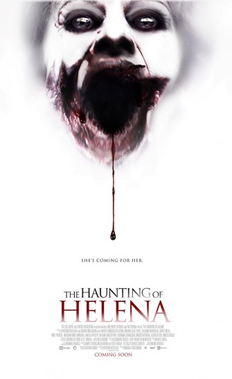 The Haunting of Helena Theatrical PosterLoRes