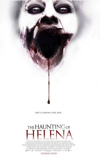 Hold Onto Your Teeth With the New Official Trailer for THE HAUNTING OF HELENA!!