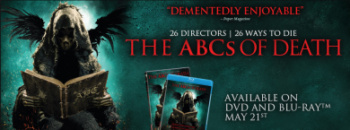 ABCs OF DEATH 2 Announced, Lineup of Directors Revealed!