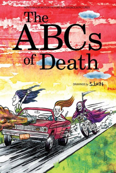 M Is For Must Buy! ABCs OF DEATH Limited Edition Book & Blu-ray!