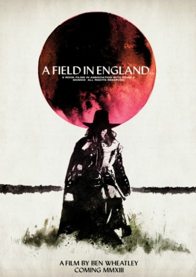Ben Wheatley's A FIELD IN ENGLAND Lands At Drafthouse Films!