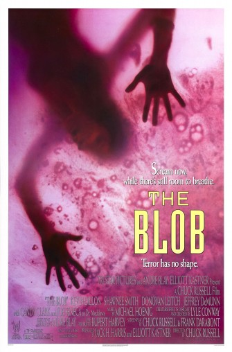 A LOOK BACK AT: THE BLOB (1988)!!