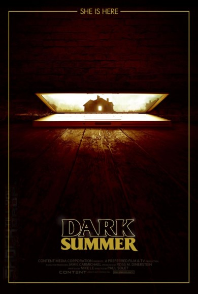 GRACE Director Paul Solet Heads Into A DARK SUMMER!