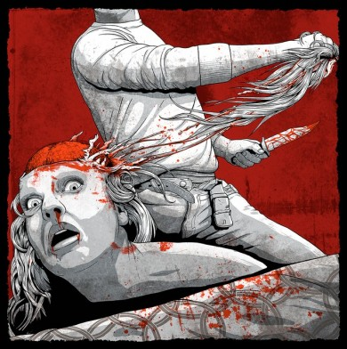 Mondo Slices ROB's MANIAC Score Onto Vinyl!