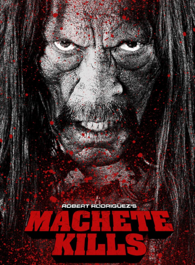 Danny Trejo Returns In MACHETE KILLS Trailer!
