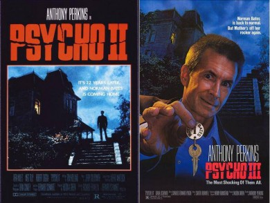 Scream Factory Brings PSYCHO II & III Home To Collector's Edition Blu-rays!