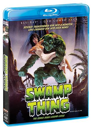 Final Bonus Features For Scream Factory's SWAMP THING Blu-ray!