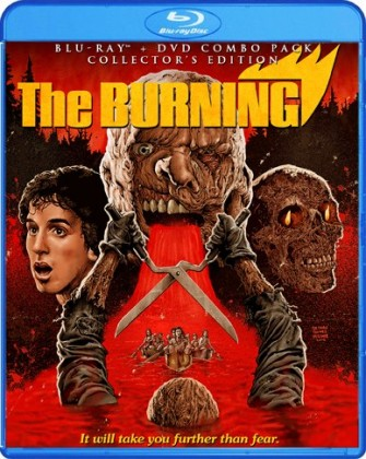 DVD/BLURAY Review: THE BURNING!!