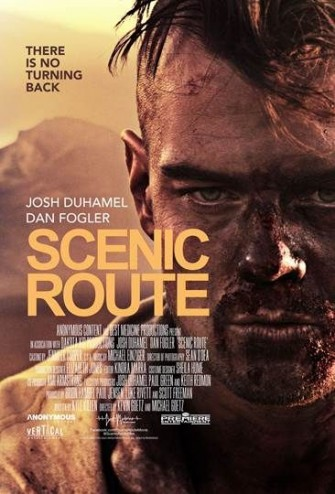 Trailer For Thriller SCENIC ROUTE Finds Its Way Online!