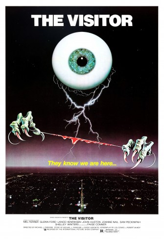 DRAFTHOUSE Acquires Weird as Hell '70s  Film THE VISITOR!!