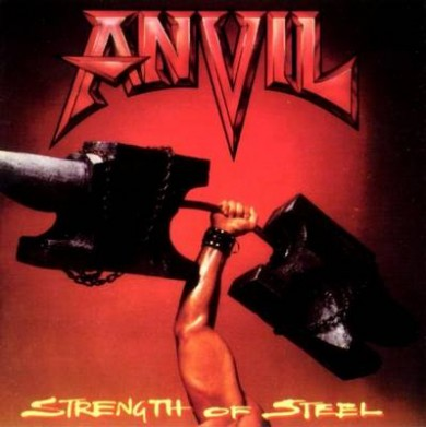 "BEYOND FRIGHT: Song Of The Week – ANVIL ""Straight Between The Eyes"""