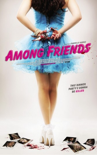 OFFICIAL Trailer Released for Danielle Harris-Directed AMONG FRIENDS!