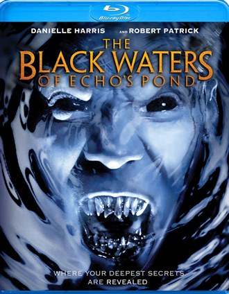 THE BLACK WATERS OF ECHO'S POND Finally Being Released Through Anchor Bay!!