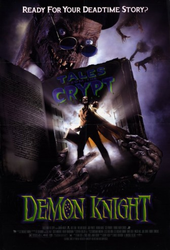 A Look Back At: DEMON KNIGHT!!