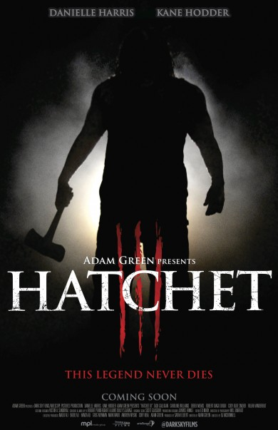 Movie Review: HATCHET III