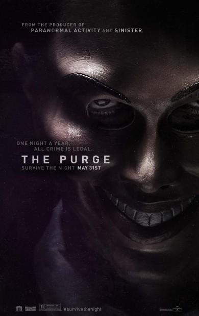 Movie Review: THE PURGE