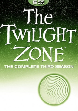 Season Three of THE TWILIGHT ZONE Coming to DVD in a Brand New Affordable Edition!!