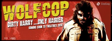 Bloody WOLFCOP Trailer Serves Up Some Hairy Justice!