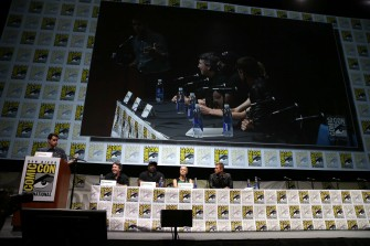 Lionsgate Presentation at 2013 Comic-Con