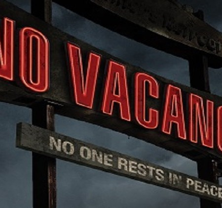 NO VACANCY 3d DVD