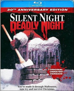 SILENT NIGHT, DEADLY NIGHT 30th Anniversary Bluray