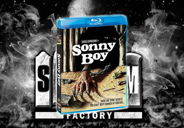 cult classic sonny boy gets january bluray release via scream factory icons of fright horror. Black Bedroom Furniture Sets. Home Design Ideas