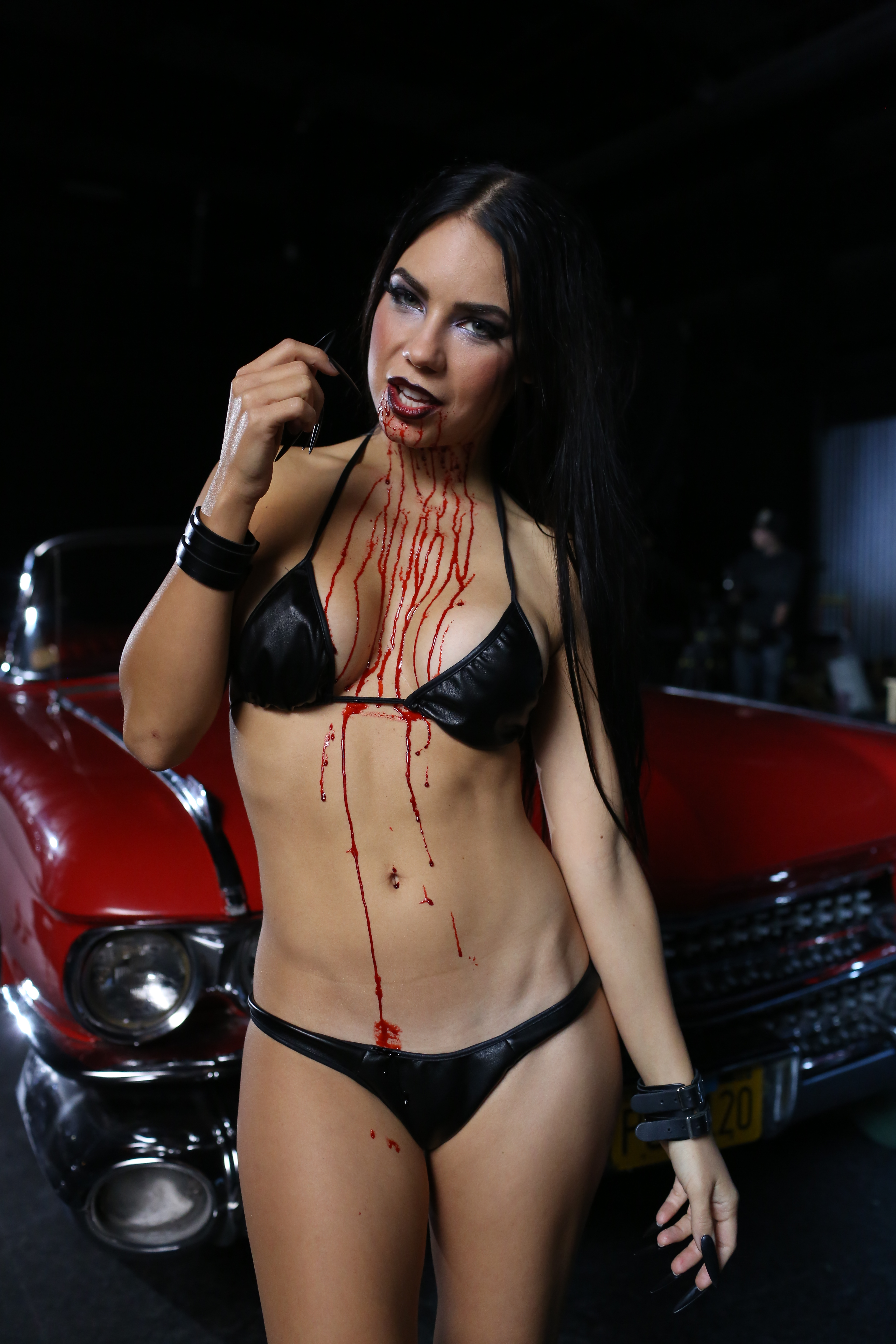 image Vampiric dinner date with anastasia mayo Part 3