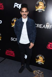 Ray Santiago  Photo Credit: Lisa O'Connor